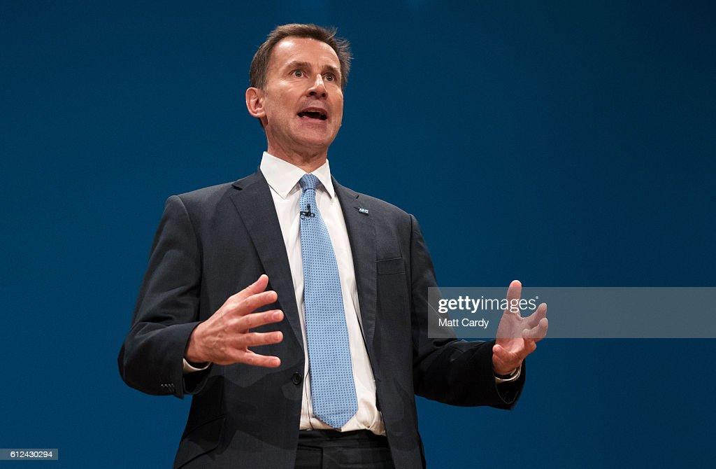 The Conservative Party Conference 2016 - Day Three : News Photo