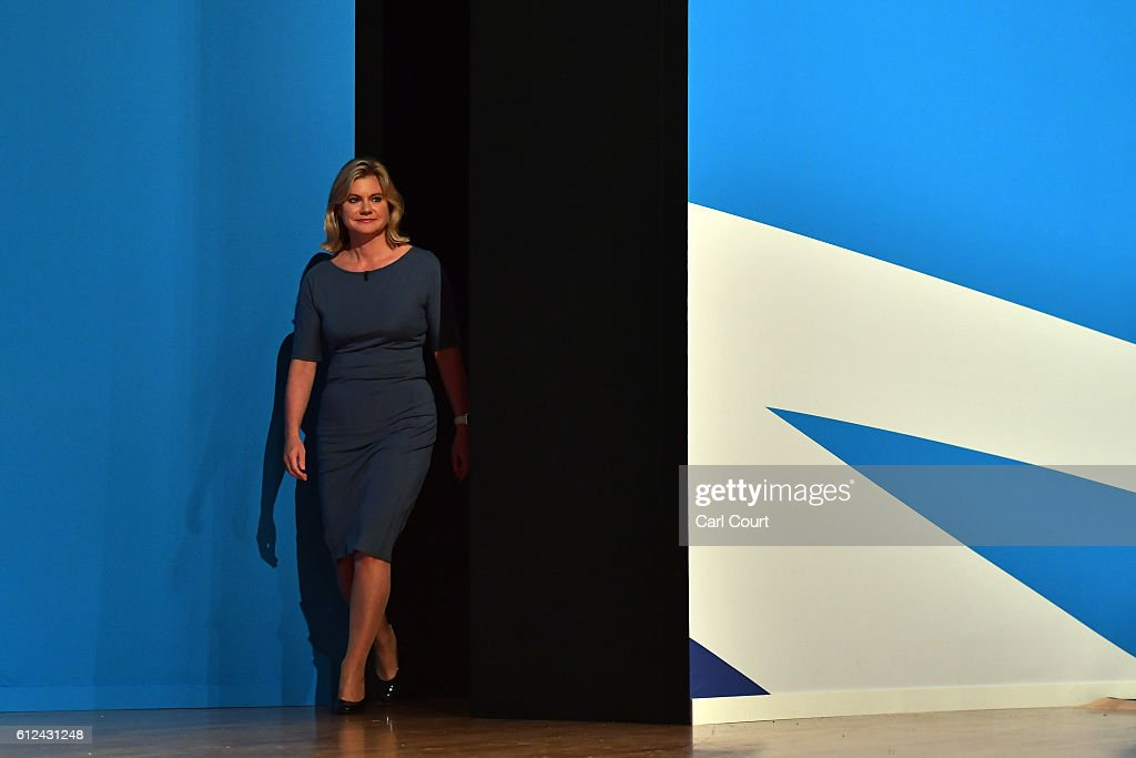 The Conservative Party Conference 2016 - Day Three
