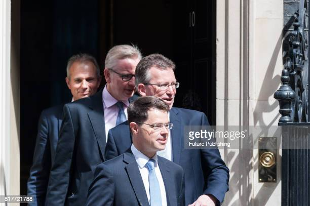 Secretary of State for Northern Ireland James Brokenshire Attorney General Jeremy Wright Secretary of State for Environment Food and Rural Affairs...
