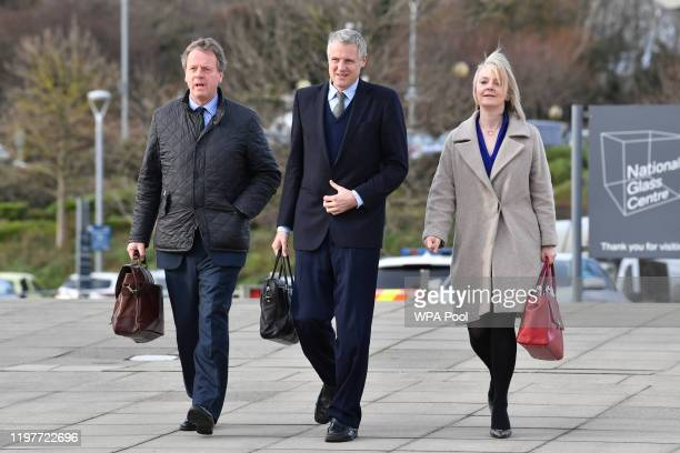 Secretary of State for Scotland Alister Jack Minister of State at the Department for Environment Food and Rural Affairs and at the Department for...