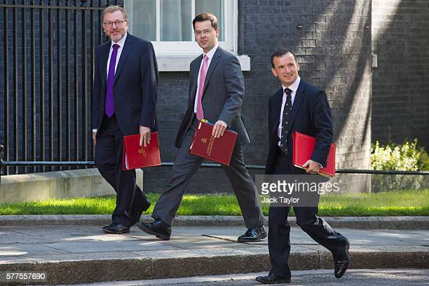 Secretary of State for Scotland David Mundell Secretary of State for Northern Ireland James Brokenshire and Secretary of State for Wales Alun Cairns...