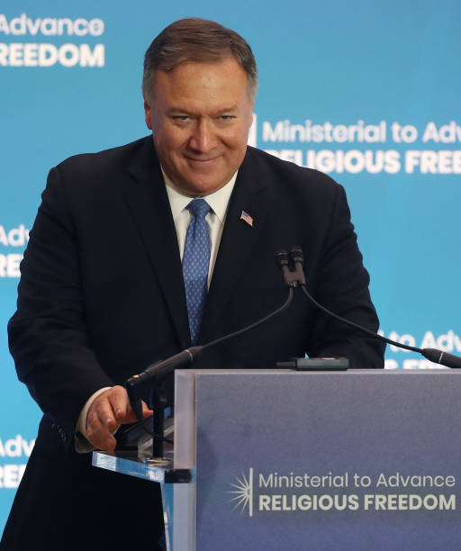 DC: State Department Hosts Second Ministerial To Advance Religious Freedom