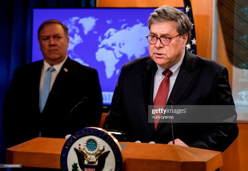 US-AFGHANISTAN-POLITICS-WAR-CRIMES-ICC : News Photo