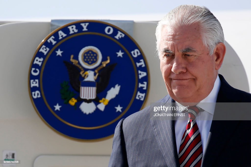 US 'surprise' at North Korea talk offer says Tillerson during African trip