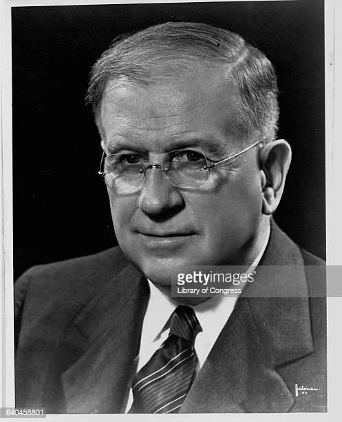 Secretary of the Interior Harold Ickes