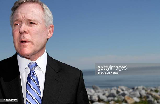 Secretary of the Navy Ray Mabus announces key features of his plan for the longterm recovery of the Gulf Coast in the wake of the Deepwater Horizon...