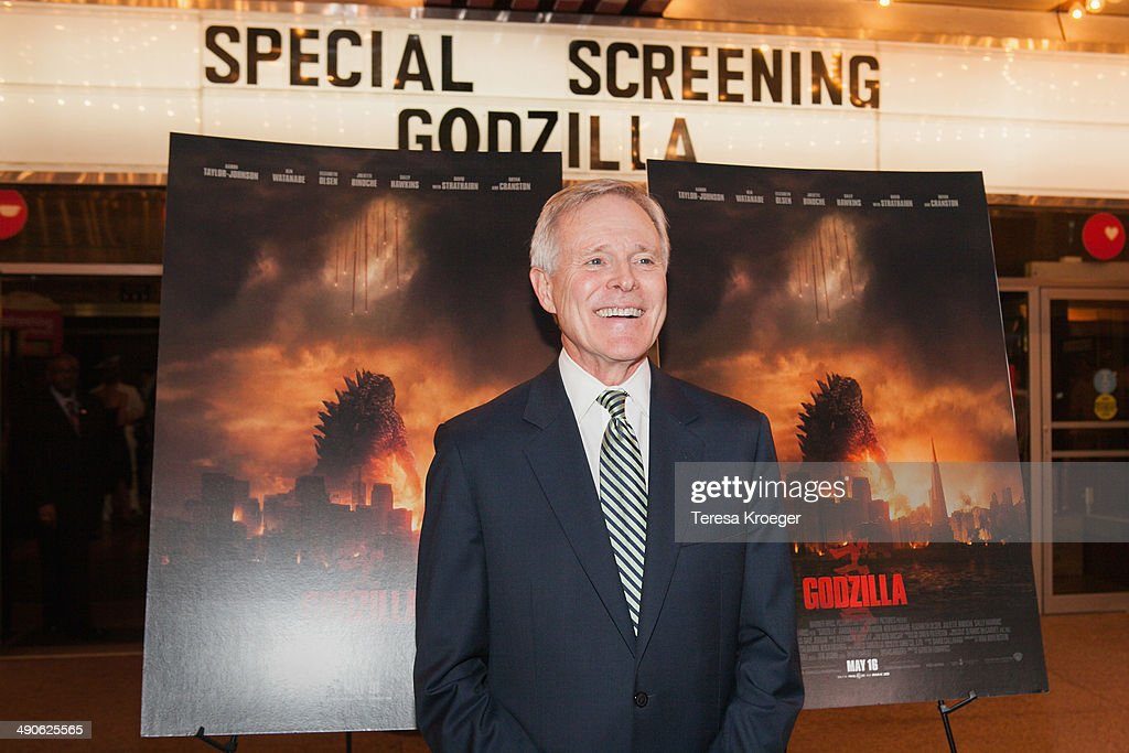 """Godzilla"" Washington, DC Special Screening : News Photo"