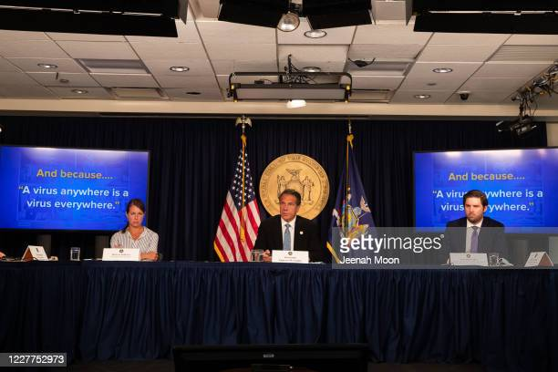 Secretary to Governor Melissa DeRosa, New York Gov. Andrew Cuomo, and Deputy Superintendent & Special Counsel at NYS Department of Financial Services...