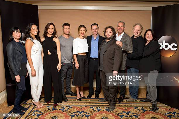 TOUR 2015 'Secrets and Lies' The cast and executive producers of 'Secrets and Lies' at Disney | ABC Television Group's Winter Press Tour 2015