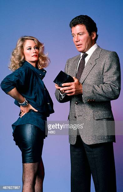 MOVIES 'Secrets of a Married Man' Pictured Cybill Shepherd as Elaine William Shatner as Chris Jordan