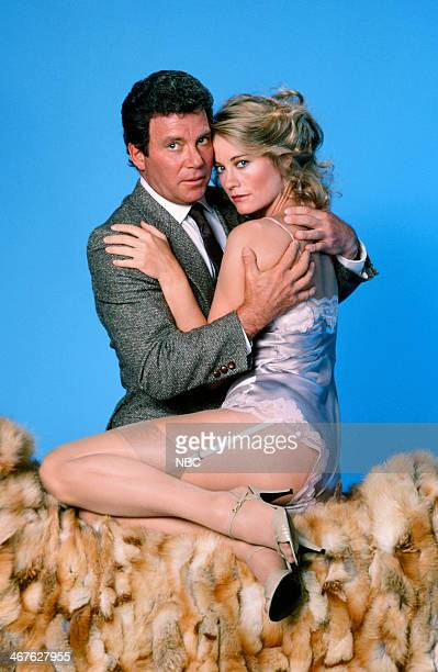 MOVIES 'Secrets of a Married Man' Pictured William Shatner as Chris Jordan Cybill Shepherd as Elaine