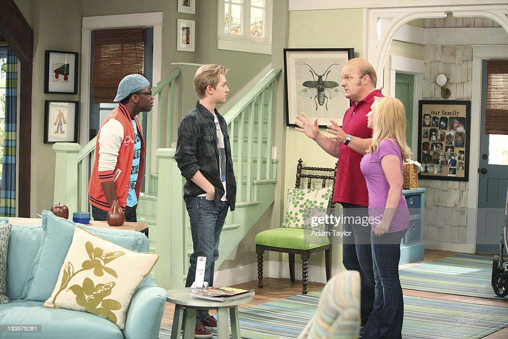 "Disney Channel's ""Good Luck Charlie"" - Season Two : News Photo"