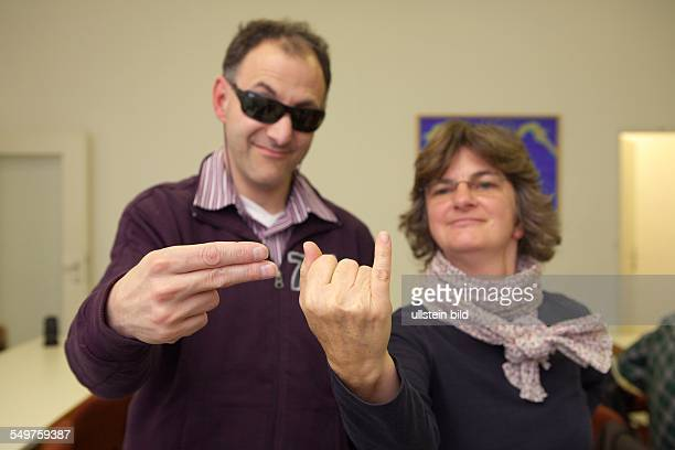 Section deafblind and hearing impaired of BSVNRW The regular meeting of the W22W the Blind and Visually Impaired Club Cologne eV is the communicative...