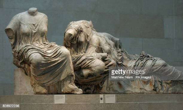 A Sections of the Parthenon Marbles in London's British Museum The current Lord Elgin ancestor of Lord Elgin the British ambassador to the Ottoman...