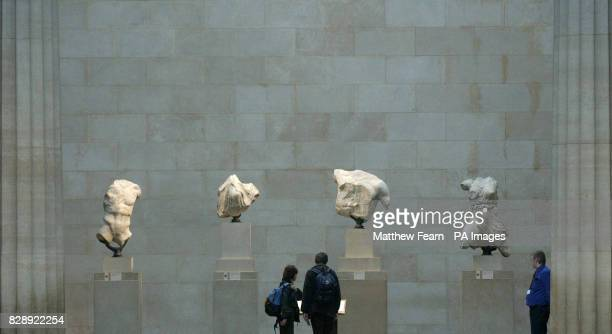 Sections of the Parthenon Marbles in London's British Museum The current Lord Elgin ancestor of Lord Elgin the British ambassador to the Ottoman...