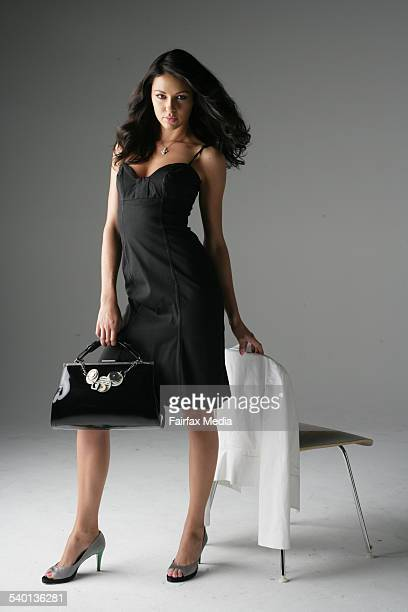 SectionsEdSMH Fashion Carol SaeYang Photos Natalie Boog Clockwise from far left The long lunch Power net dress $835 Willow Marni black Spazzolato bag...