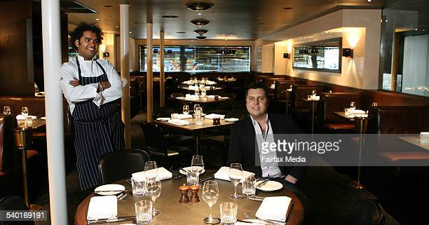 SectionsEdSMH The New Team At Kirketon Dining Room And Bar Chef Jocelyn Riviere