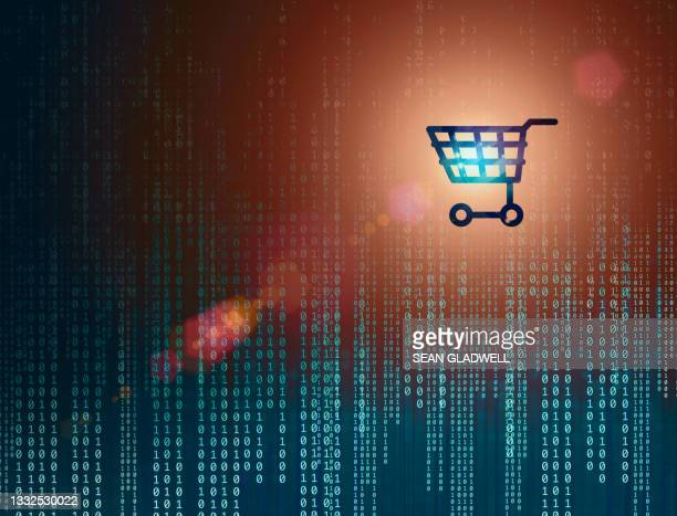 secure online shopping - shopping stock pictures, royalty-free photos & images