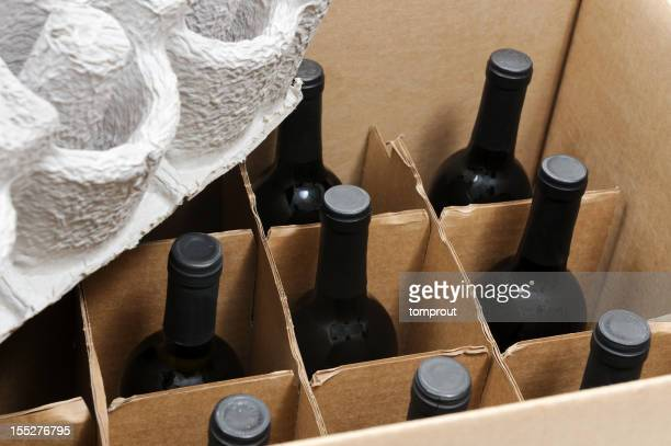 Secure Shipping of Wine Bottles