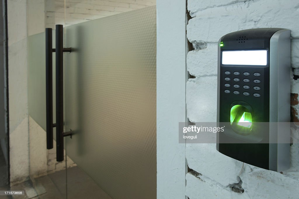 Security Access : Stock Photo