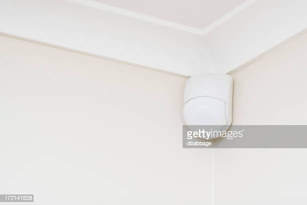 Security alarm sensor