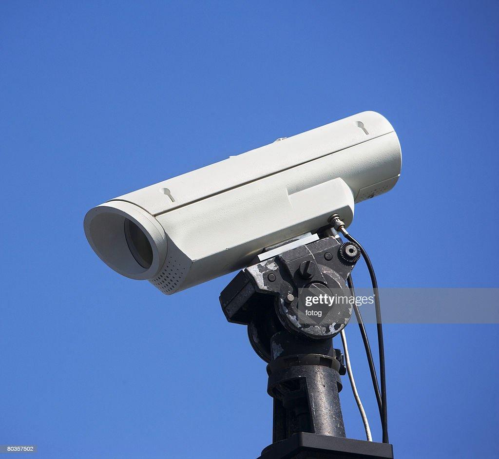 security camera : Stock Photo