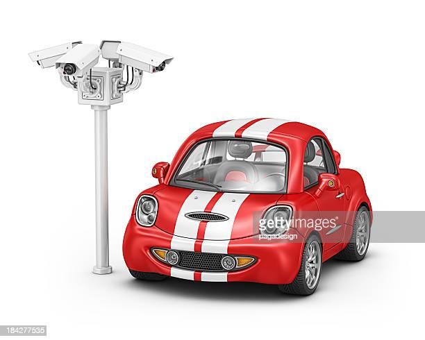 Videokameras und sport Auto