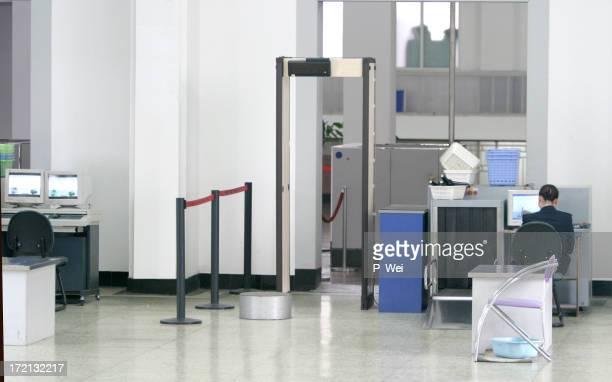 Sicherheits-Sicherheitskontrolle