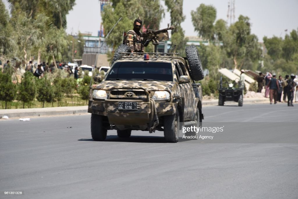 Blast in Afghanistans Kandahar city kills 16 people : News Photo