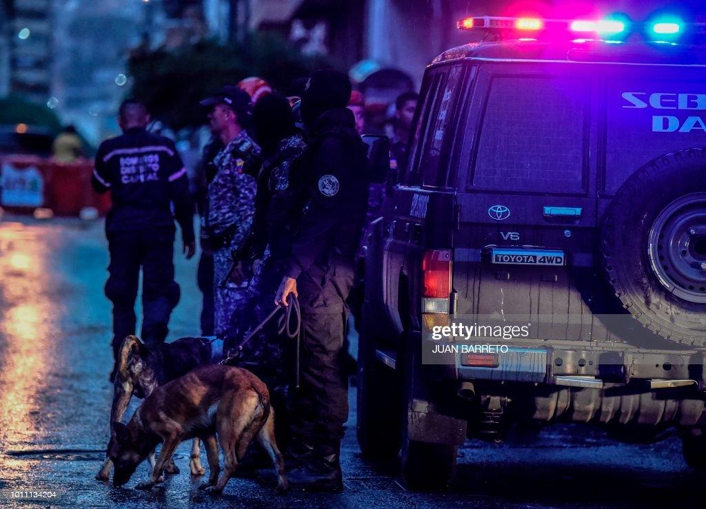VENEZUELA-MILITARY : News Photo