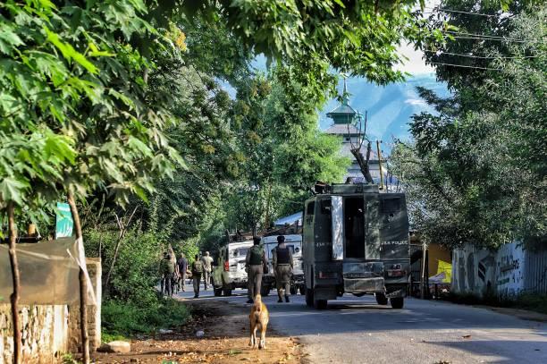IND: Encounter In Sopore, 2 Militants Killed