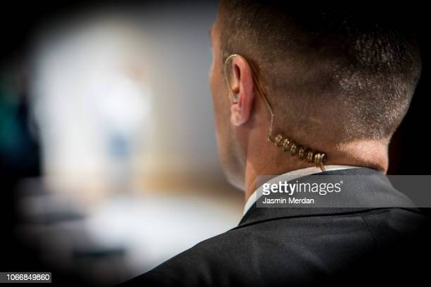 security guard - bodyguard stock pictures, royalty-free photos & images