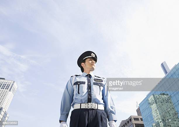 a security guard - 警備員 ストックフォトと画像