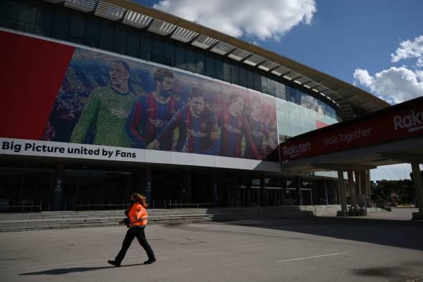 ESP: FC Barcelona v Real Madrid - La Liga Santander