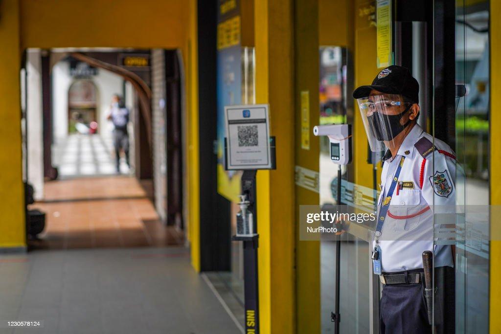 Coronavirus Emergency In Malaysia : News Photo