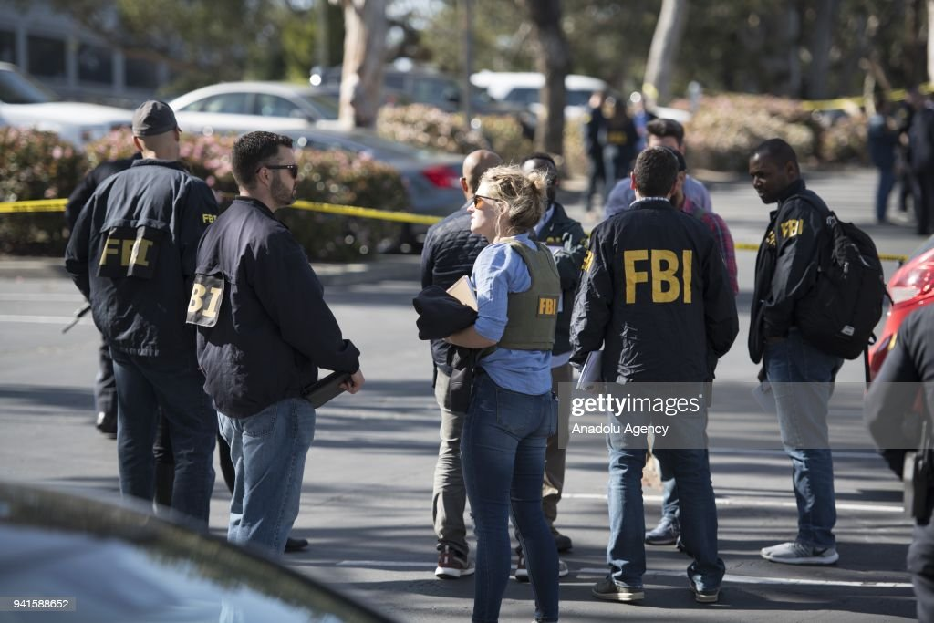 US: At least 4 people injured in YouTube HQ shooting : News Photo