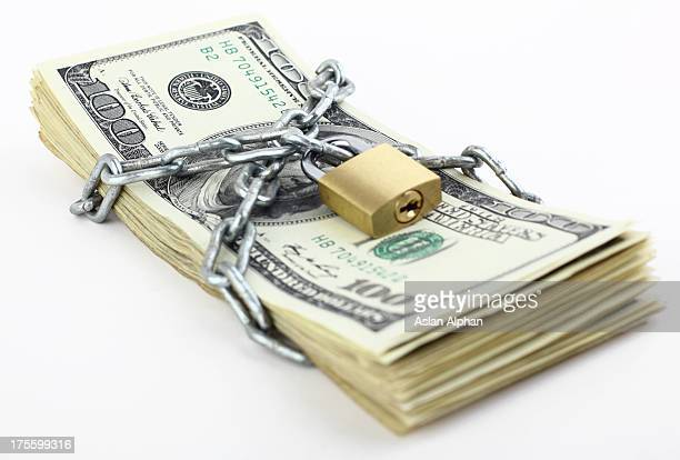 security of money - locking stock pictures, royalty-free photos & images