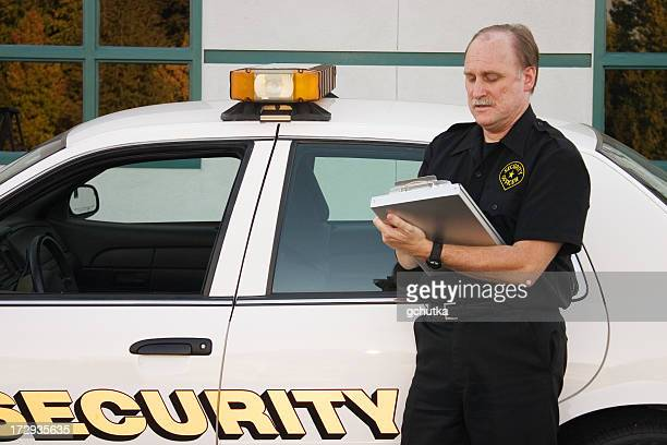 Security Officer Writing Report