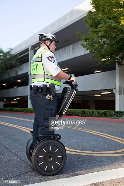 Patrouille de sécurité