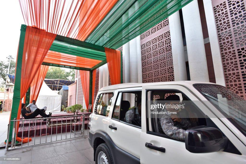 IND: Parties Prepare Ahead Of Declaration Of Lok Sabha Results