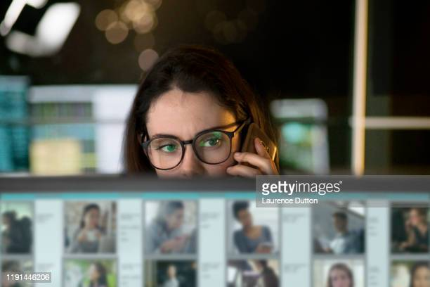 id security recruitment - film and television screening stock pictures, royalty-free photos & images