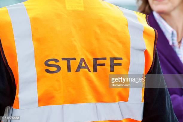 Security Staff Stewarding