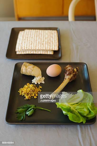 Seder ritual foods