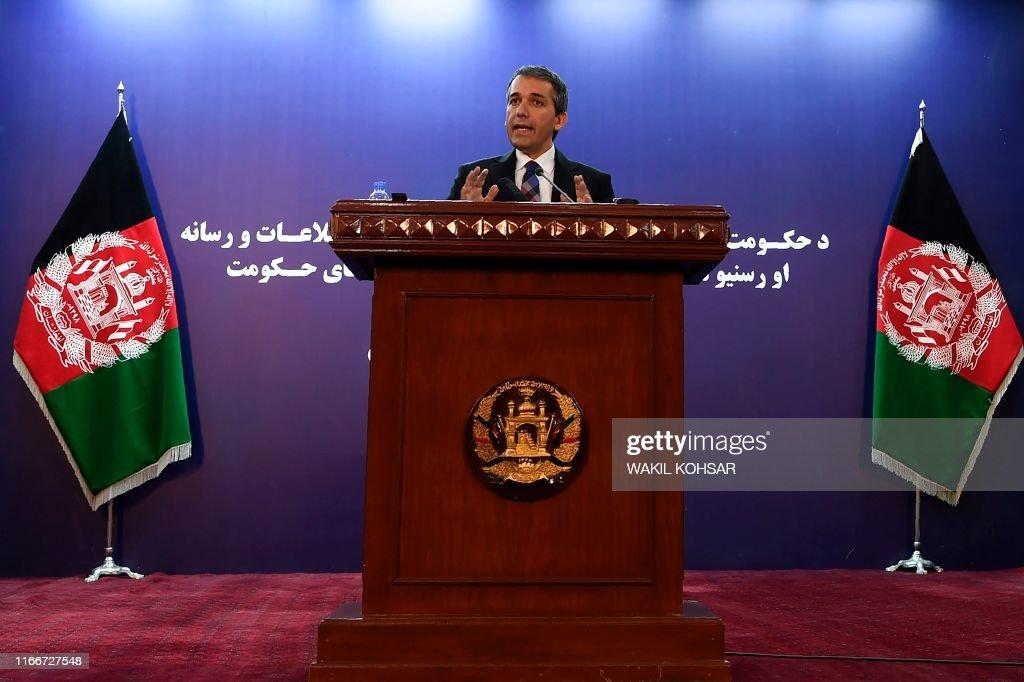 AFGHANISTAN-US-TALIBAN-TRUMP : News Photo