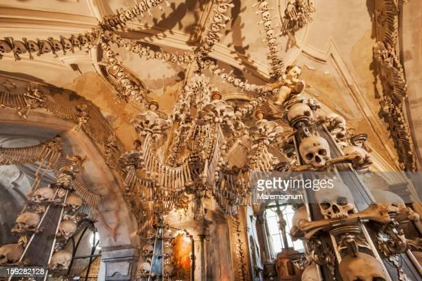 Sedlec, All Saints Chapel, the ossuary