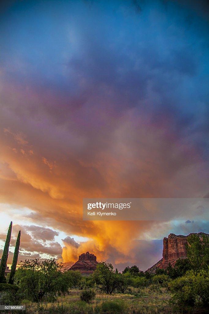 Sedona Colors : Stock Photo
