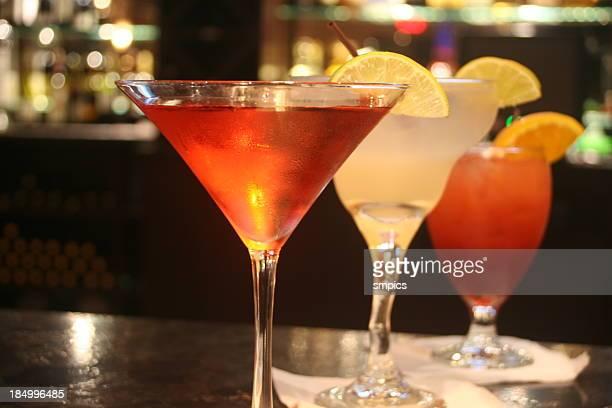 Seductive Cocktails