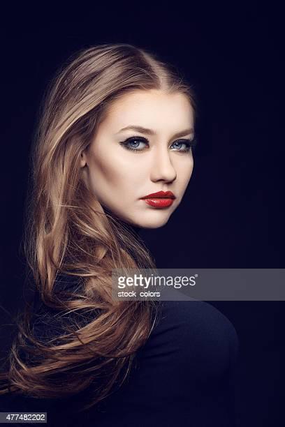 Sexy Mode Frau