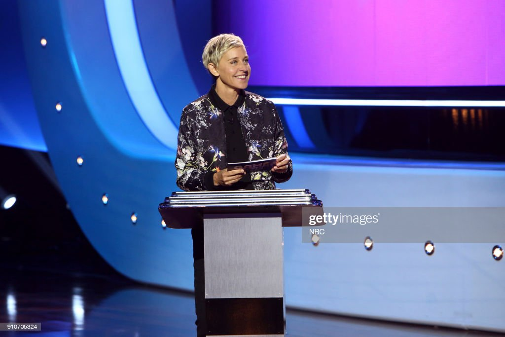 Ellen's Game of Games - Season 1 : News Photo