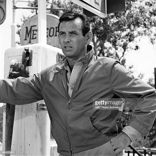 """See Hollywood and Die"""" - Season One - 11/5/63, Kimble was taken hostage at a gas station in New Mexico.,"""